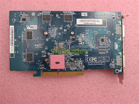 Vga Card Slot Agp sapphire ati radeon hd 4650 1gb ddr2 agp 8x dual dvi card 299 3e129 100sa ebay
