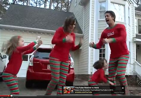 christmas jammies rockets holderness family to viral raleigh viral video xmas jammies close to 11 million