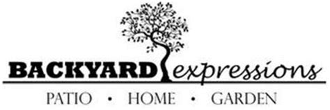 Backyard Expressions by Backyard Expressions Patio 183 Home 183 Garden Trademark Of