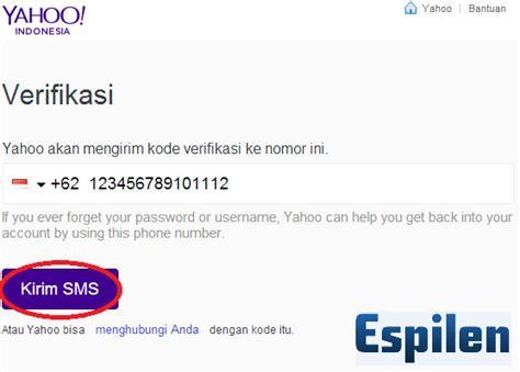 cara membuat yahoo email dari hp cara membuat email baru di yahoo
