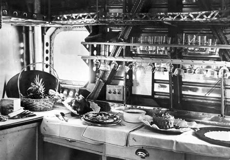 Flying Boat Interior by The Service And Menu On Imperial Airways S 23 Empire