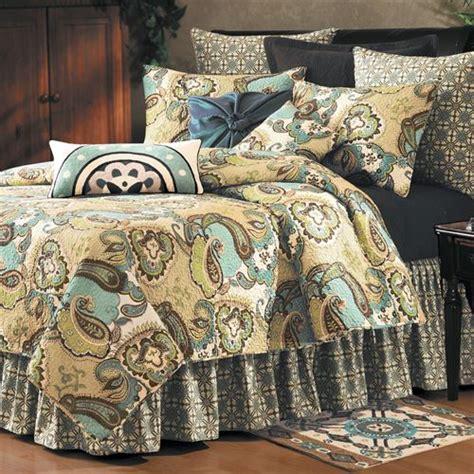bedding sales online kasbah paisley quilt bedding