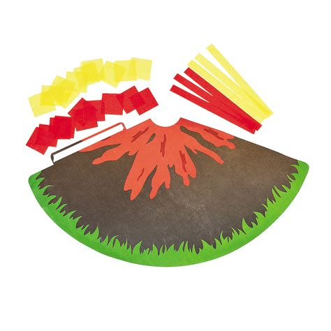 volcano craft kit oriental trading discontinued
