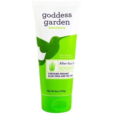 Goddess Garden Organics by Goddess Garden Organics After Sun Gel Aloe Vera And Tea