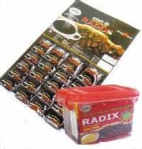 Coffee Radix radix coffee products malaysia radix coffee supplier