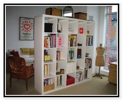 room divider bookcase ideas open bookcase room divider ideas homesfeed