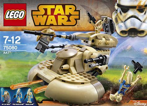 Lego 75080 Aat Wars Episode I Battle Droid Pilot Naboo lego 75080 aat