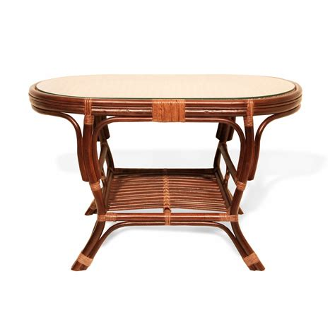 wicker oval coffee table buy pelangi oval coffee table in usa best price free