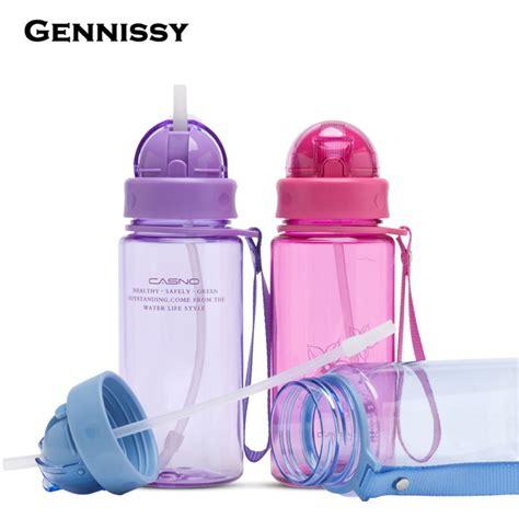 Milk Fruit Bottle Plastic 400ml 400ml 560ml water bottles new portable transparent lemon fruit juice bottle health plastic