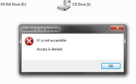 drive is not accessible recover data from drive is not accessible access is