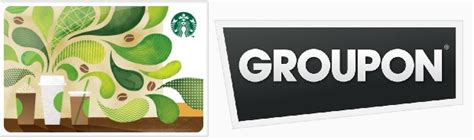 Starbucks Gift Card Groupon - groupon starbucks e gift card deal 10 for 15 starbucksg e gift card canadian