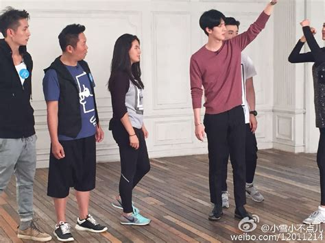 exo in variety show exo s sehun and chen spotted filming for chinese variety