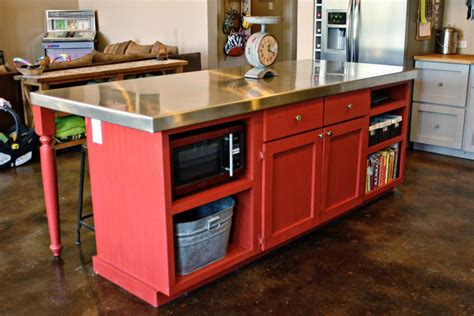 creative kitchen island ideas 14 creative kitchen islands and carts hgtv