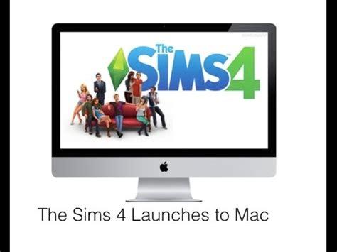 sims 4 mac wann the sims 4 launches to mac