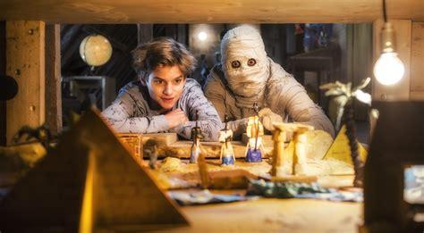 dummie de mummie en de tombe van achnetoet trailer