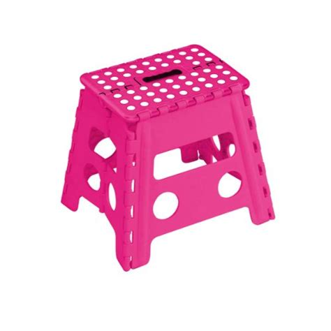 Kennedy 9 In Collapsible Step Stool by Collapsible Ladder