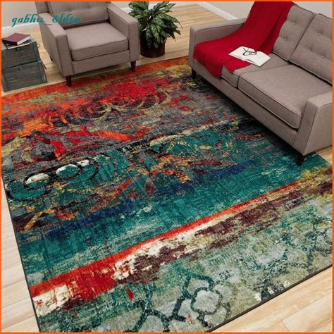 teal colored area rugs unique area rug multi color faded design bright bold teal