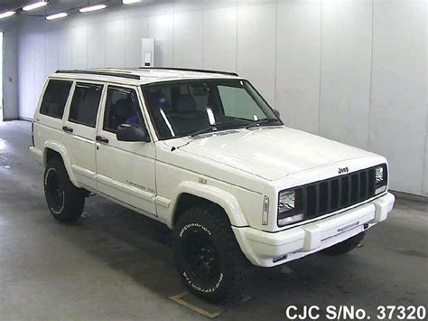 japanese jeep 1997 jeep white for sale stock no 37320