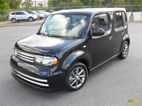 nissan cube back 2010 sapphire black pearl nissan cube krom edition