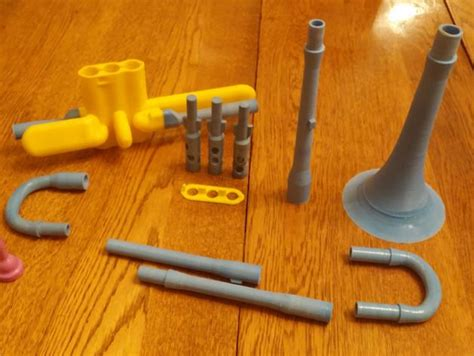 How To Make A Paper Trumpet That Plays - 3d printed trumpet looks great but needs some tuning