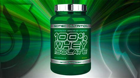 Suplemen Whey Isolate scitec nutrition whey isolat supplement de