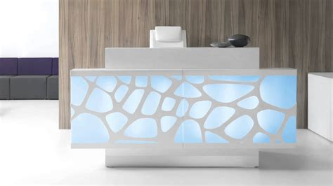 Decorate A Hospital Room by Reception Desks Modern Office Furniture Youtube