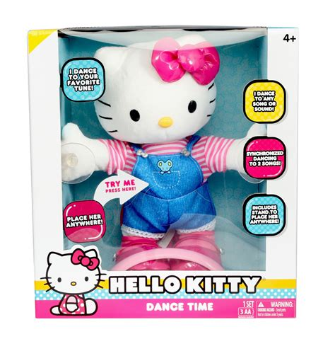 Hello Insiders Sweepstakes - hello kitty dance time truly dances into your heart the toy insider