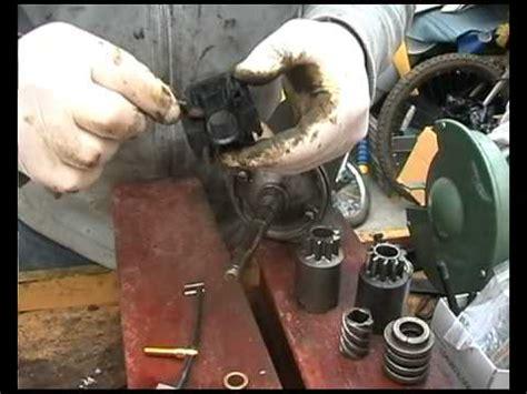 starter motor repair diy dvds.com youtube