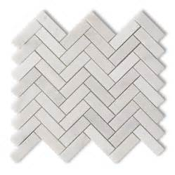 Marble Mosaic Floor Tile Shop Allen Roth Genuine White Marble Mosaic Marble Floor And Wall Tile Common 13 In X