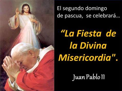 la fiesta de la 8415207816 invitaci 243 n a la fiesta de la divina misericordia youtube