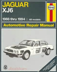 jaguar xj6 shop service manuals at books4cars com