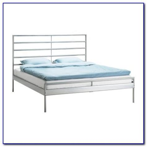Metal Bed Frames Ikea Ikea Metal Bed Frame Screws Bedroom Home Design Ideas Amjgwobjan