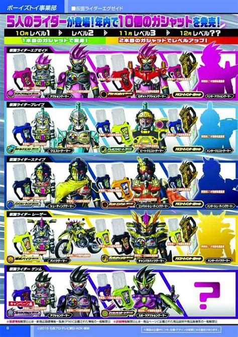 anoboy kamen rider ex aid kamen rider ex aid officially revealed plus kamen rider