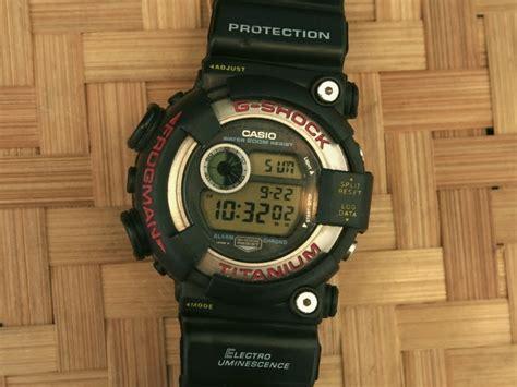 G Shock Dw 8200 B M wts casio g shock dw8200 frogman turun harga