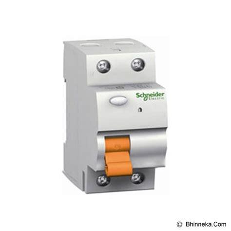 Mcb Schneider Domae 1 Phase 50a63a jual schneider electric elcb domae 2 kutub dom16792