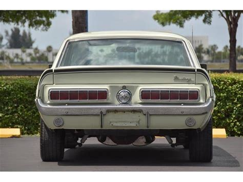 ford mustang california special for sale 1968 ford mustang gt cs california special for sale