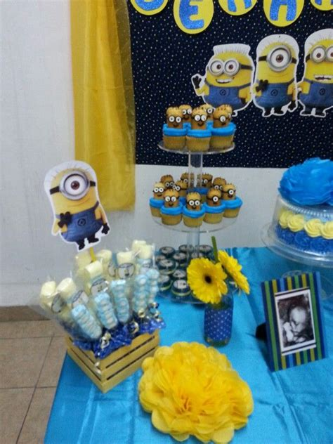 Minion Baby Shower Decorations by Best 20 Minion Baby Shower Ideas On Minion