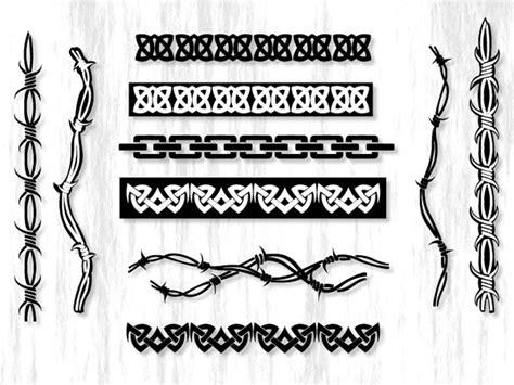 tattoo borders designs border for quotes quotesgram