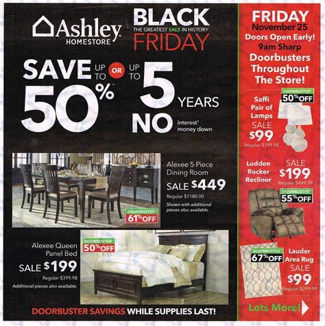 furniture homestore black friday 2016