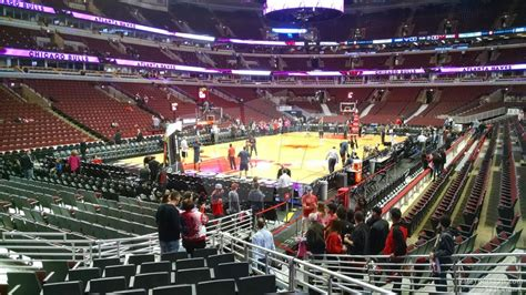 united center section 120 united center section 104 chicago bulls rateyourseats com
