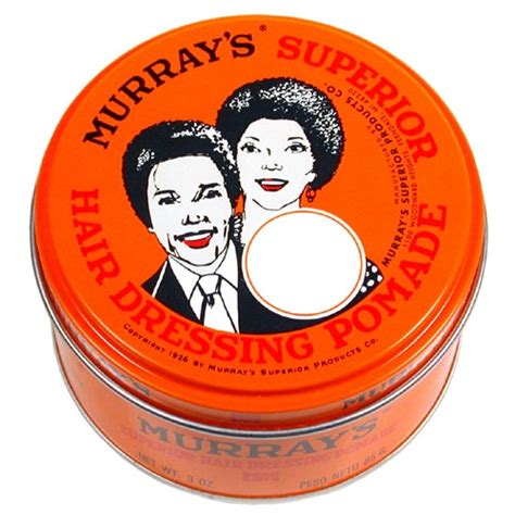 Pomade Murray S Superior murray s superior hair dressing pomade