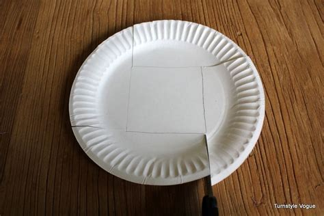 using paper plates 2 simple summer presentation ideas using 2 basic paper plates