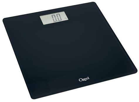 bathroom scale calibration ozeri precision digital bath scale 400 lbs edition in