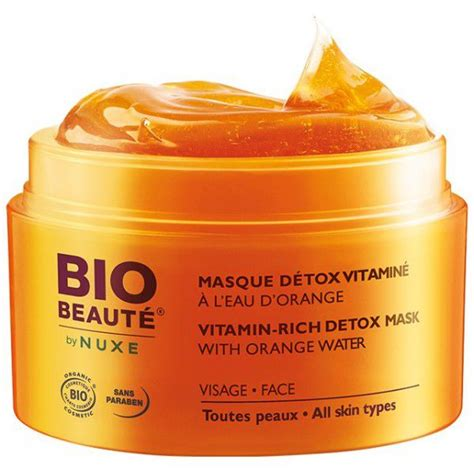 Nuxe Detox by Bio Nuxe Masque Detox Vitamine 50ml Purepara