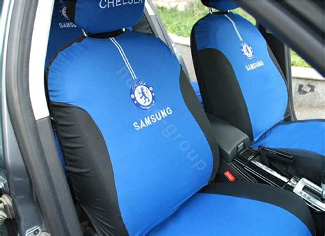 Safety Belt Chelsea buy wholesale chelsea football club universal auto car seat cover set 10pcs blue car seat