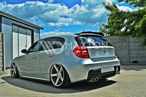 Bmw 1 Series Hatchback Wide Body Kit by Side Skirt Diffusers Bmw 1 Series E87 Street Performance