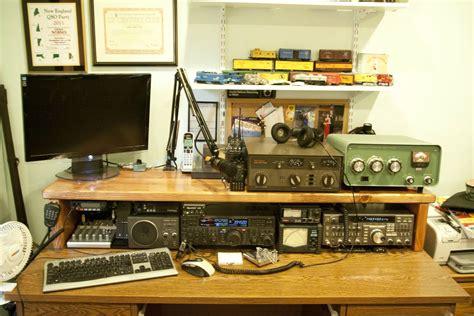 Radio Station Desk by Ham Radio Desk Plans Hostgarcia