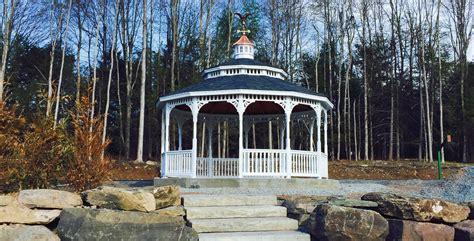 Landscape Structures For Sale Gazebos Kits Designs For Sale American Landscape