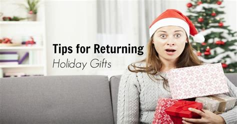 tips for returning holiday gifts couponista queen