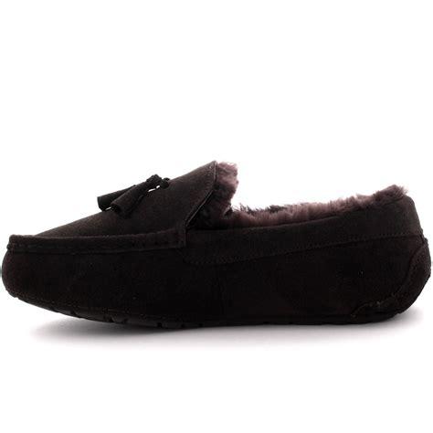 loafers for australia mens moccasins australian suede sheepskin tassel fur
